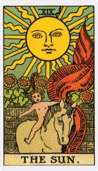СА 19 Солнце 15635510