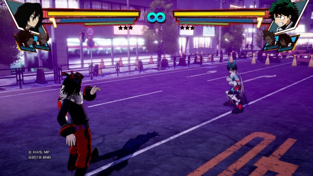 MyHeroAcademia - Review: My Hero One's Justice (PS4 Retail) Img_0310