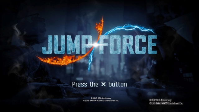 psn - Review: Jump Force (PS4 Retail) Jumpfo11