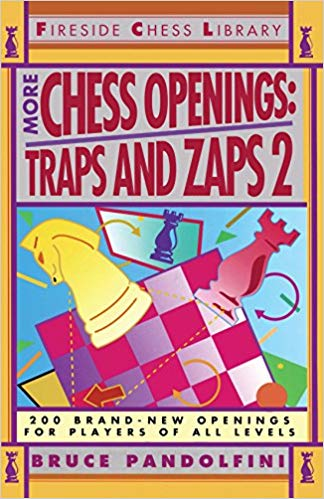 More Chess Openings:- Traps and Zaps 2  More_c12