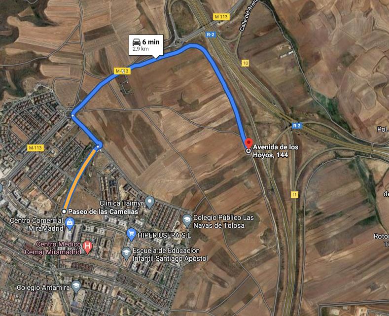 SCER + CERT: Rallye de Tierra de Madrid [13-14 Noviembre] - Página 2 Paracu10