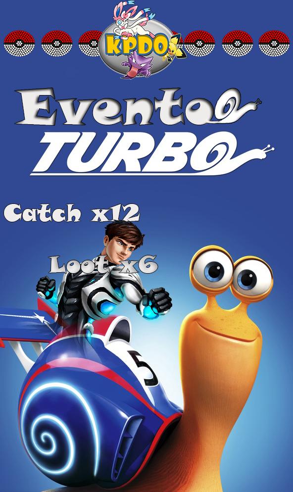 Evento turbo Kpdo10