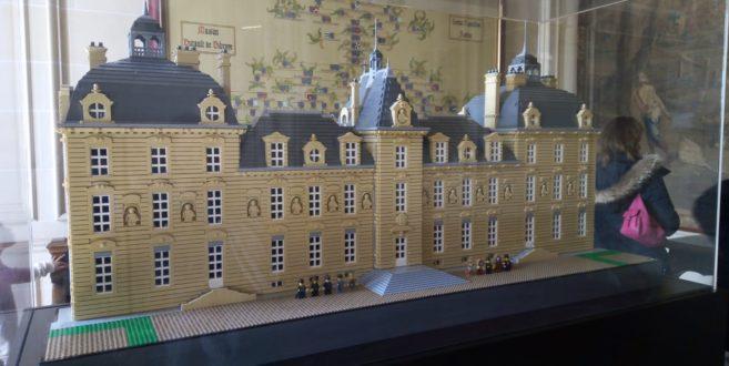Avec Tintin, à la découverte du château de Cheverny 00056f10