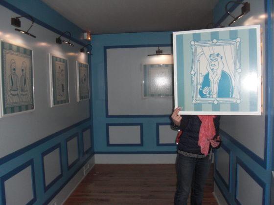 Avec Tintin, à la découverte du château de Cheverny Cimg4617