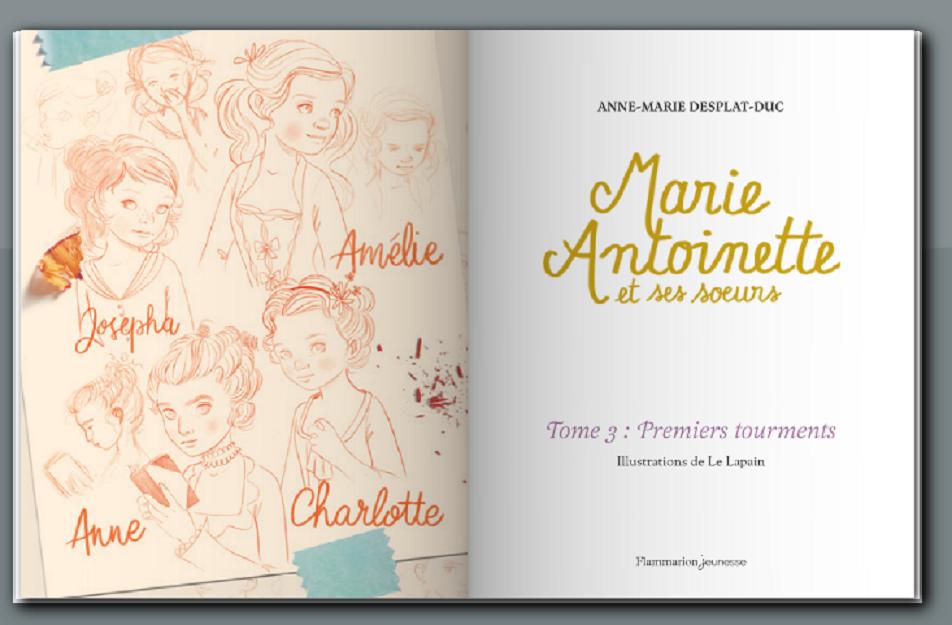 Marie-Antoinette et ses soeurs Zzzz220
