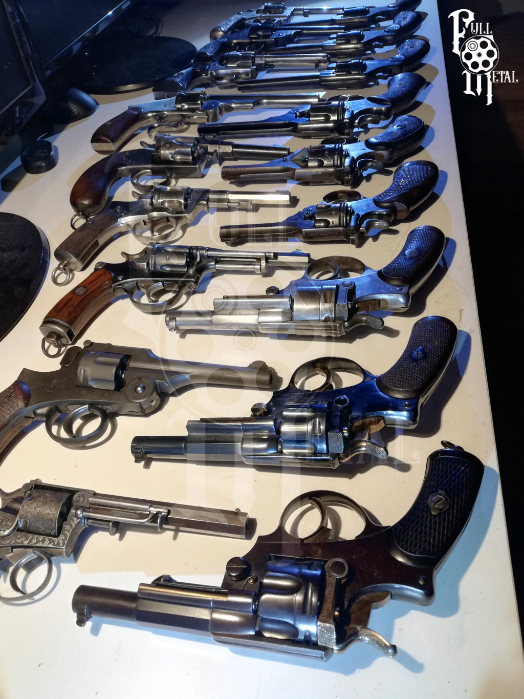 Ma collection d'armes anciennes Collec12