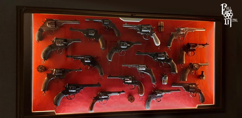 Vos étagères pour armes courtes Collec18
