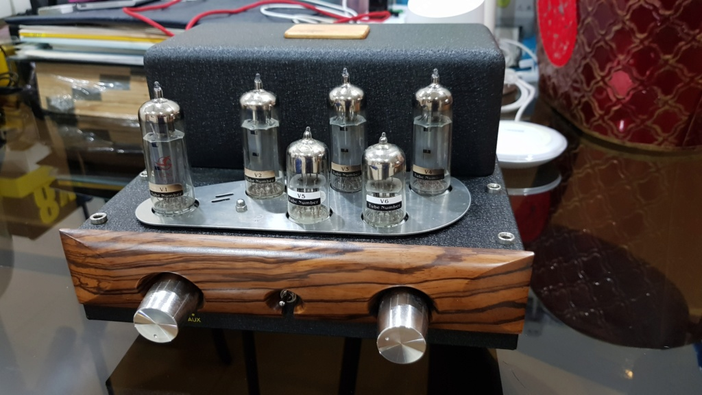 Yarland - Yarland Integrated EL84 Tube amp - FV34C-IV - Open Box (Sold) 20190511