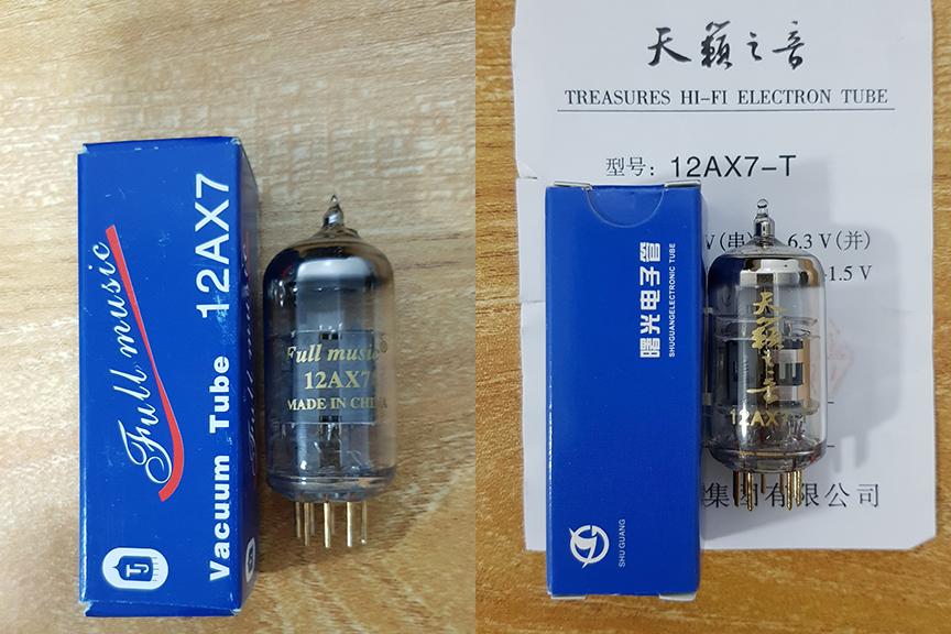 12AX7 / ECC83 Vacuum Tube (SOLD) Tj_sg_10