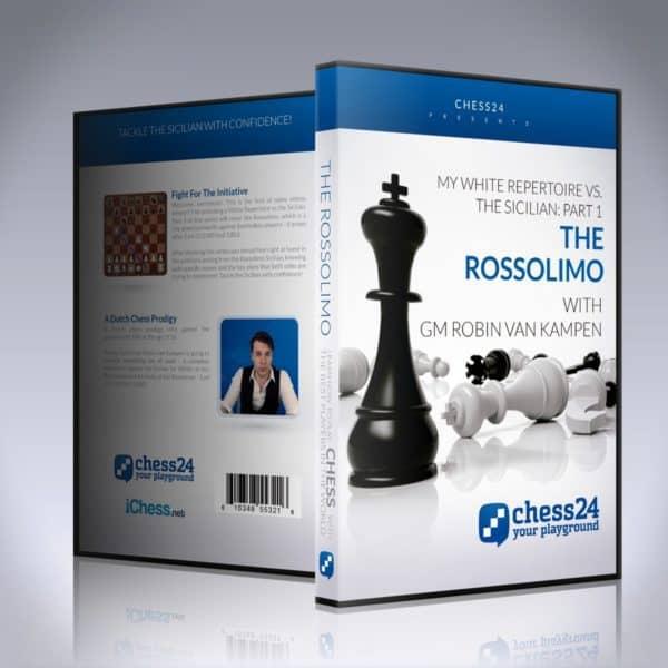 My White repertoire vs. the Sicilian The Rossolimo – GM Robin van Kampen The-ro10
