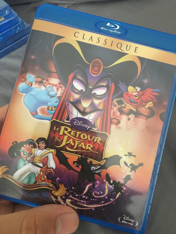 Les Blu-ray Disney avec numérotation... 67645011