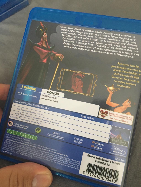 Les Blu-ray Disney avec numérotation... 68311811