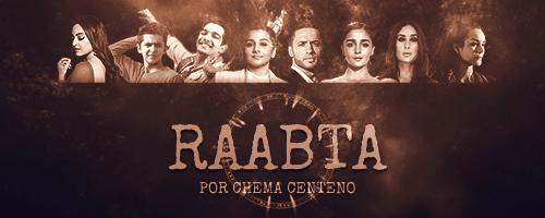 Raabta<br>(Webserie por Chema Centeno)