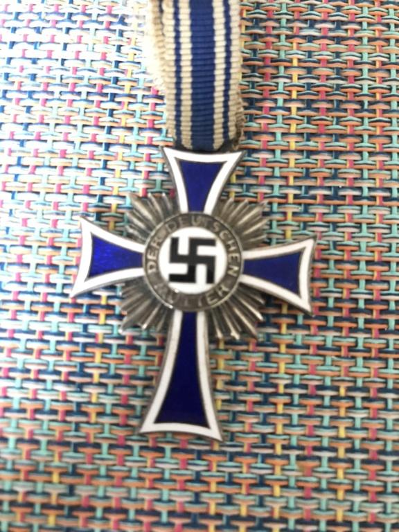 Trio médailles des mères allemande 1c765610