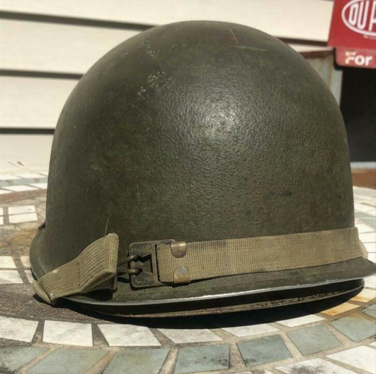 Casque USM1 1943 Schlueter pattes fixes 3c2f3110