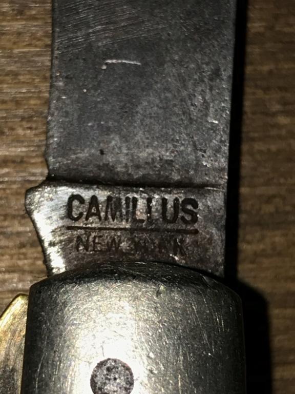 Petit canif Camillus TL29 3c8e5010