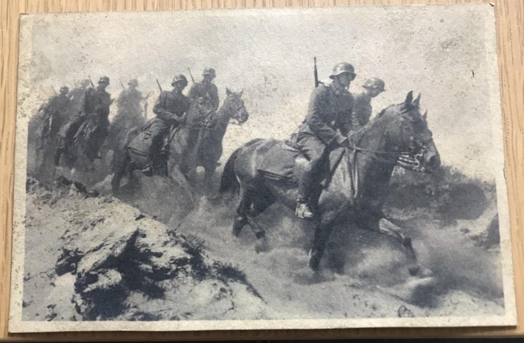 Cartes postales Légion Wallonie 4d5cbe10