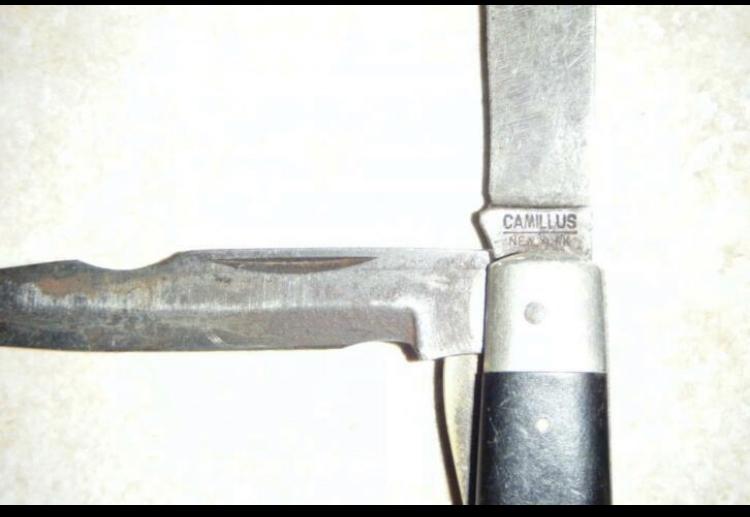 Petit canif Camillus TL29 645dab10
