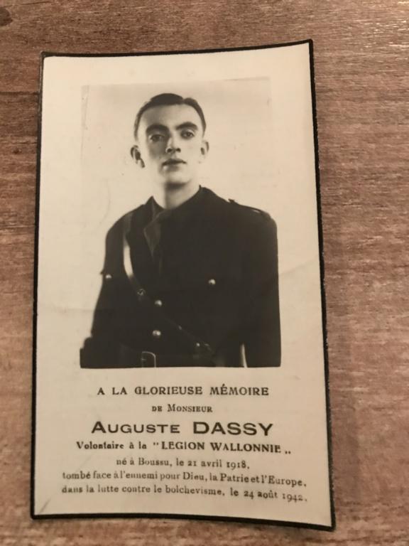 Avis de décès Légion Wallonie 74b89810