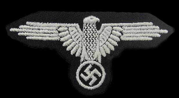 Insigne allemand tissu 8f8c7110