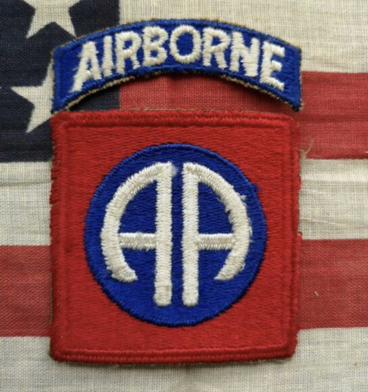Patch 82nd airborne 9964f810
