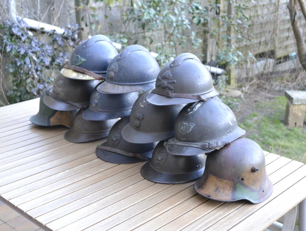 Une partie de ma collection de casques... _dsc1610