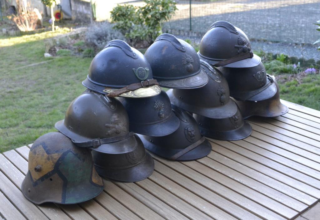 Une partie de ma collection de casques... _dsc1611