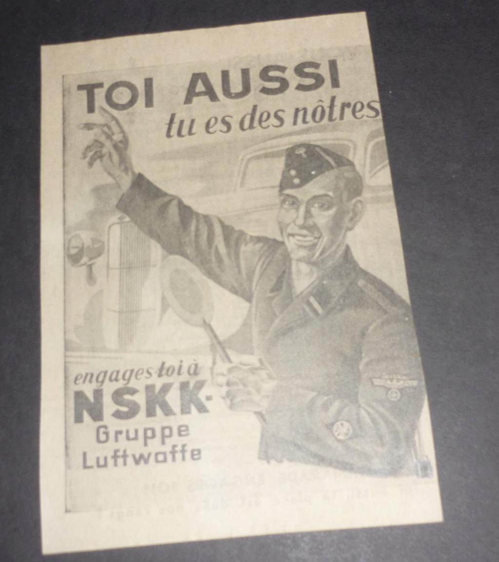 Cartes postales Légion Wallonie B11b8610