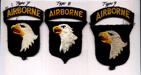 Patch de divison 101ème aéroportée D3f96e10
