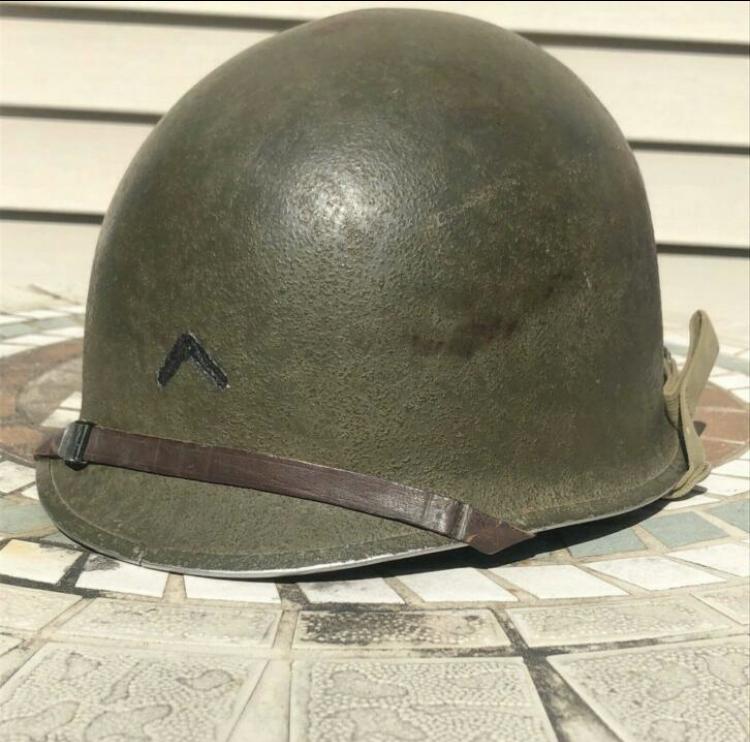 Casque USM1 1943 Schlueter pattes fixes E72f7910