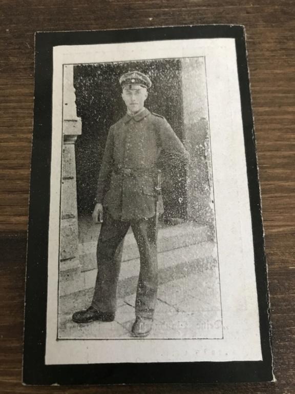 Avis de décès soldat allemand 14-18  - Page 2 E8728b10