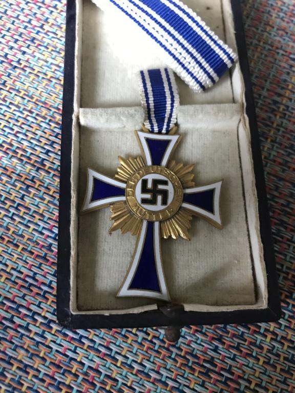 Trio médailles des mères allemande F159d410
