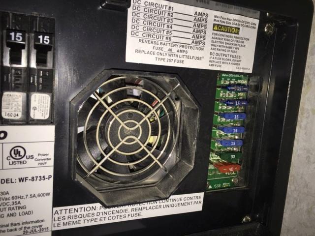 refrigerateur norcold Pannea11