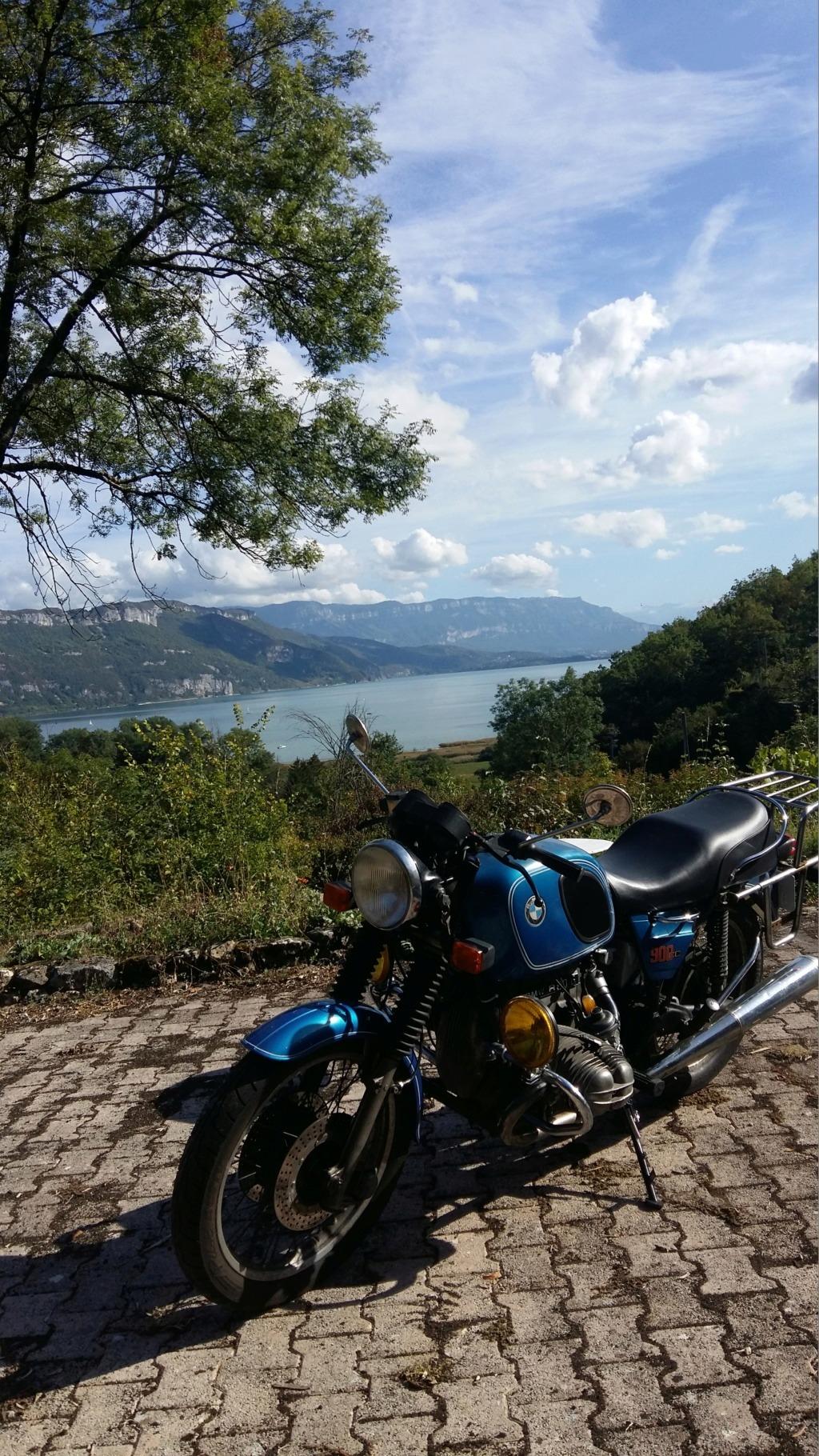 quelques images de la moto Bmw09411