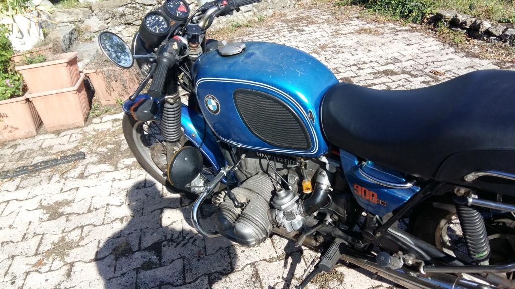 quelques images de la moto Bmw09511