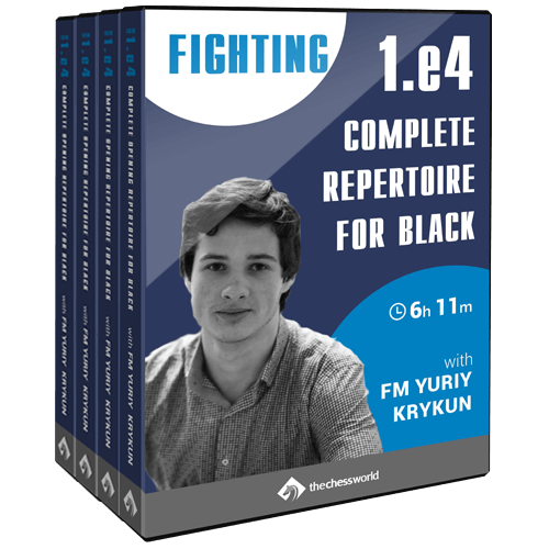 TheChessWorld  Fighting 1.e4 - The Complete Repertoire for Bl Comple11