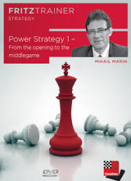 Marin, Mihail - Power Strategy Vol. 1 - From The Opening to t Images24
