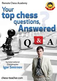 Remote Chess Academy 'Your Top Chess Questions, Answered' By  Images30