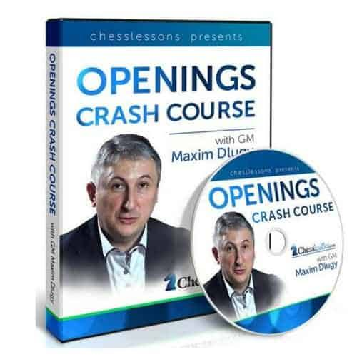 Openings Crash Course with GM Maxim Dlugy  Images31