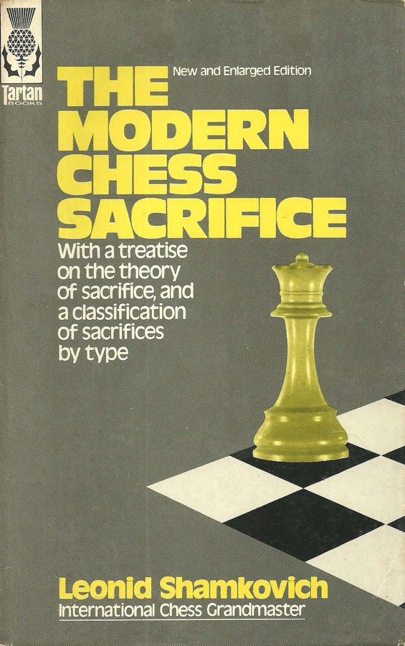 The modern chess sacrifice Book by Leonid Shamkovich  PDf: ht Img_2196