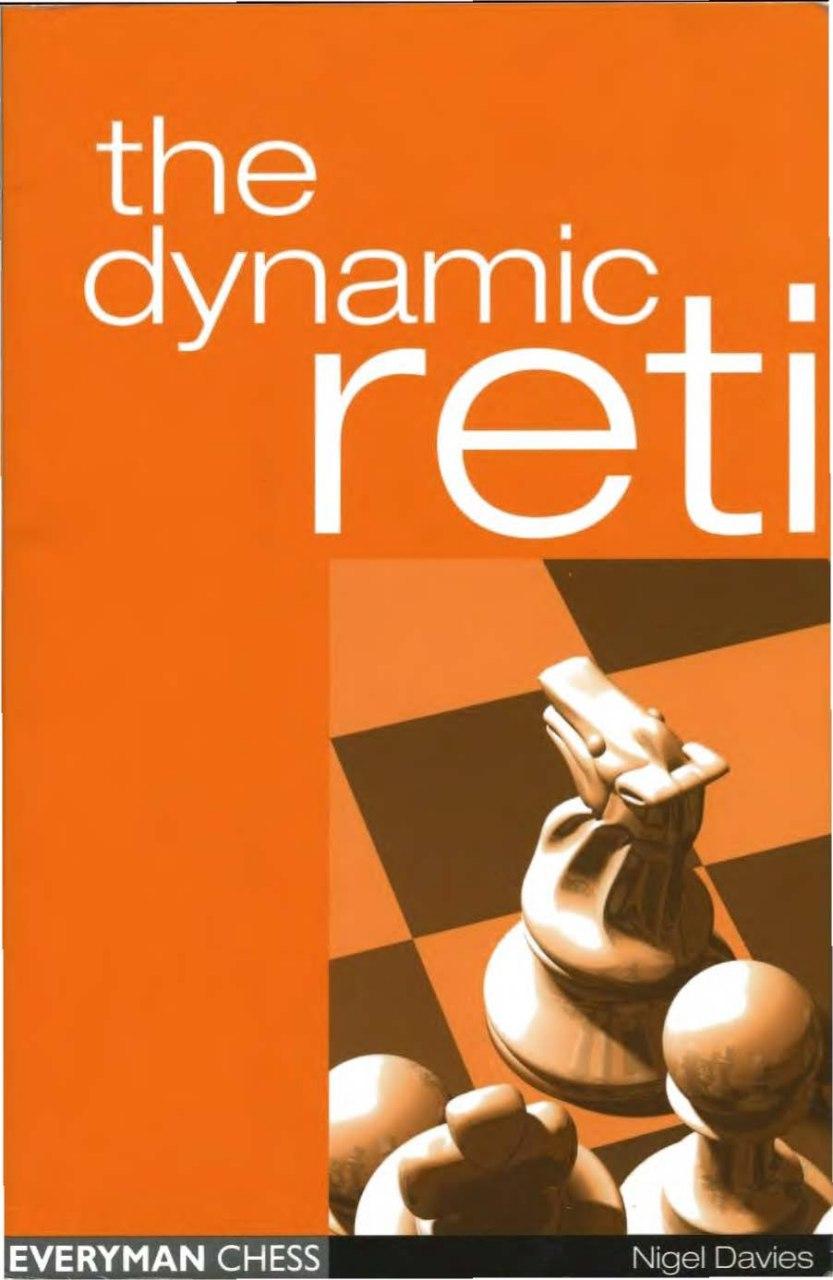 The Dynamic Reti  Book by Nigel Davies   Img_2494