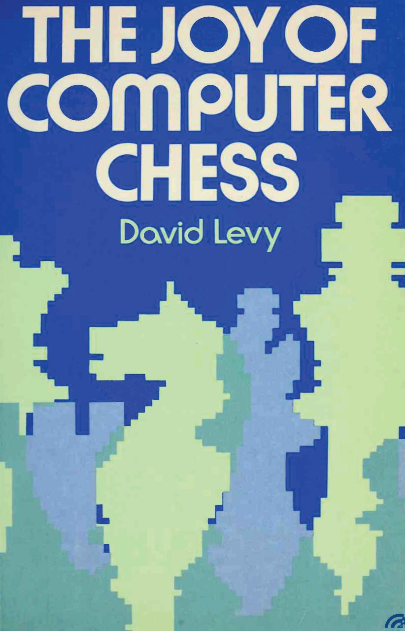 The Joy of Computer Chess  Book by David Levy   Img_2501