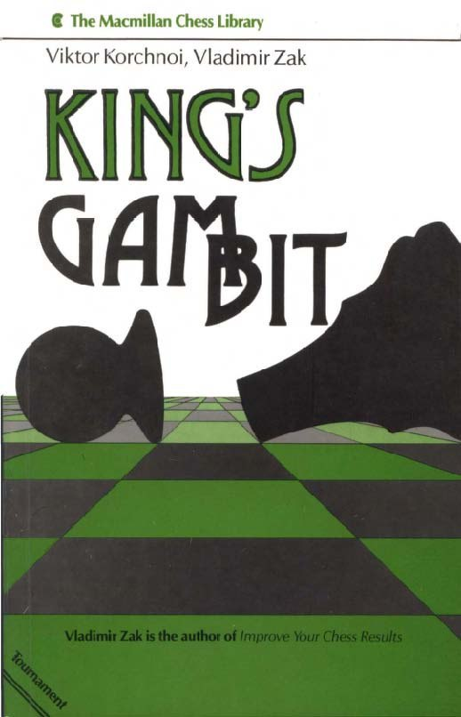 The king's gambit  Book by Viktor Korchnoi   Img_2507
