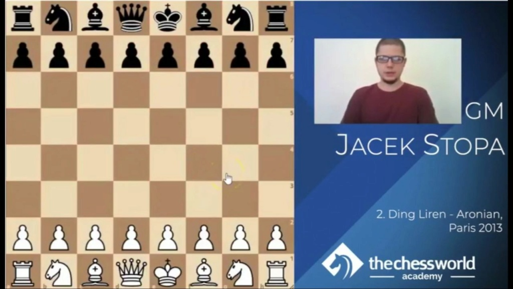 Ding Liren Complex Middlegames with GM Jacek Stopa | TheChess Img_2531