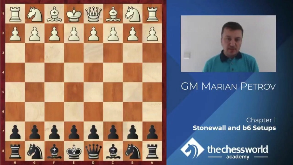 The Dutch Defense with GM Marian Petrov - TheChessWorld  Down Img_2532
