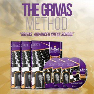 MASTER METHOD SERIES Grivas' Advanced Chess School' - The Gri Img_2539