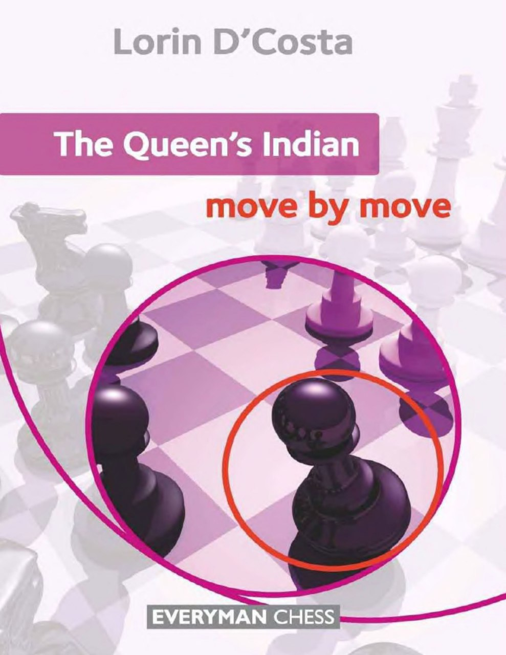 The Queen's Indian: Move by Move  (Everyman Chess)  Book by  Img_2553