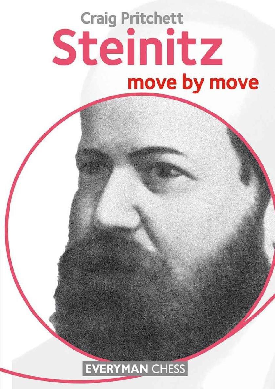 Steinitz: Move by Move  Book by Craig Pritchett Img_2566