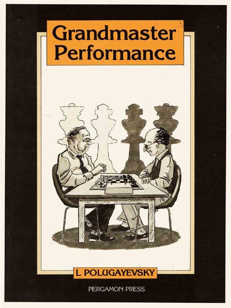 Grandmaster Performance  Book by Lev Polugaevsky Img_2567