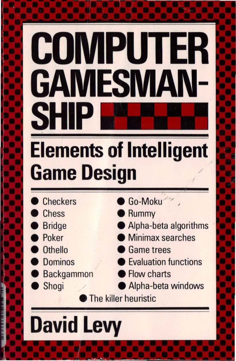 Computer Gamesmanship: The Complete Guide to Creating and Str Img_2572